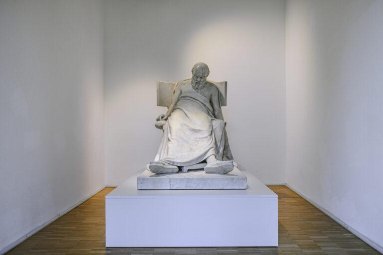 Socrate morente