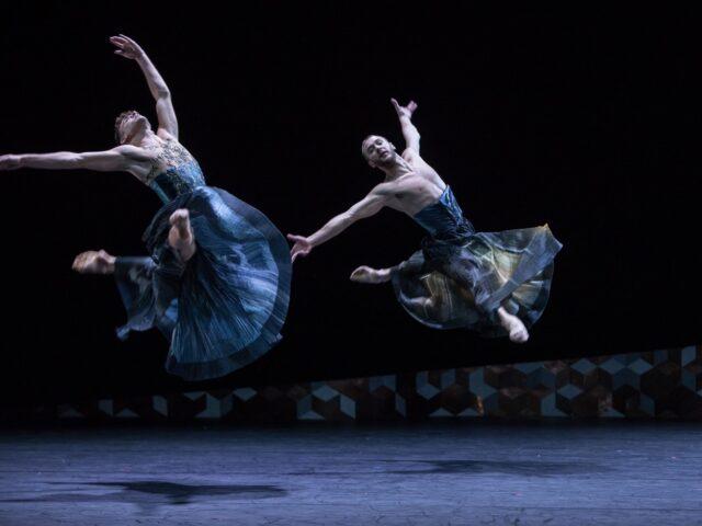 Wahada, Ballet Grande Théâtre de Genève © Gregory Batardon